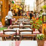Rules the world Restaurants