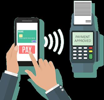 ارائه انواع راهکارهای پرداخت الکترونیک